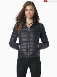 Juicy Couture Light Puffer Jacket in Size S