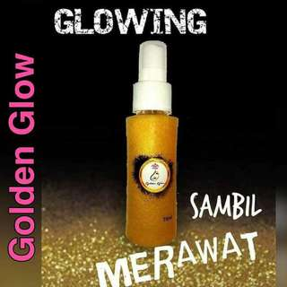 GOLDEN GLOW SPRAY