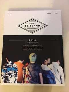 韓國樂團FTISLAND專輯 共7隻 *可散買*