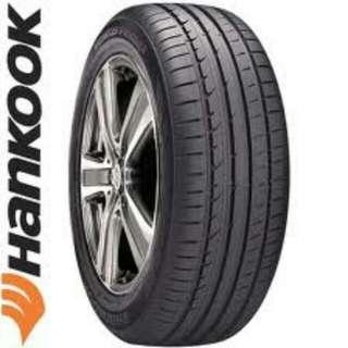 Hankook Car Tyre