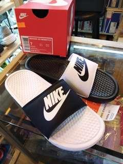 Nike拖鞋 Benassi JDI Mismatch Slides 818736-011 us7 8 10