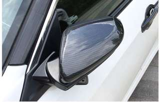 Honda Civic Carbon fiber side mirror cover