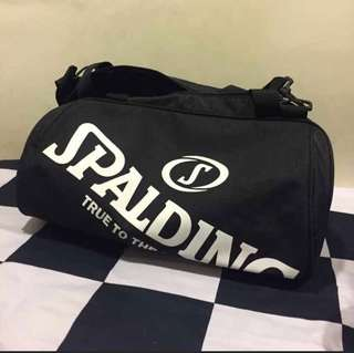 Spalding 籃球袋 行李袋