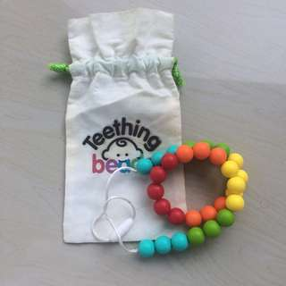 Teething beeds