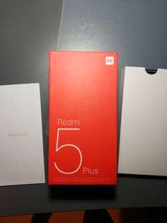 紅米5 Plus 64GB 行貨