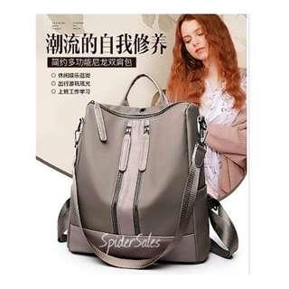 Ladies bag backpack bag Shoulder bag Sling bag Korean Women bag Quality bag