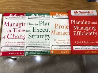McGraw-Hill :-Planning & Managing Effectively