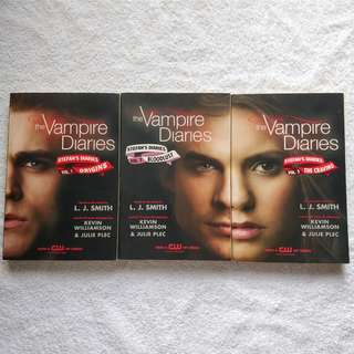 The Vampire Diaries: Stefan's Diaries