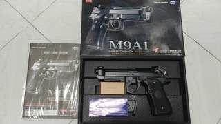 日本 Marui M9A1 gas blowback手槍 99%新