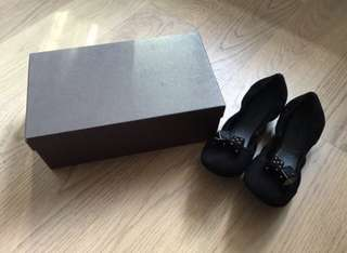 Louis Vuitton rhinestones dice flat shoes 閃石骰仔魷魚鞋
