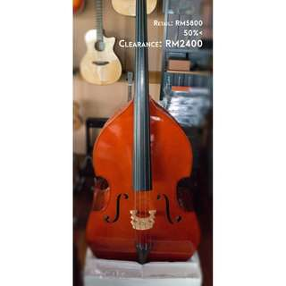 3/4 3 Quarter Double Bass [Stock Clearance May 2018]