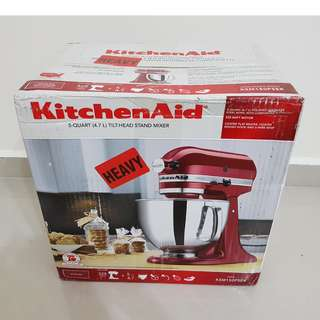 BNIB - Brand New KitchenAid Kitchen Machine (Mixer) (US Model 120V)