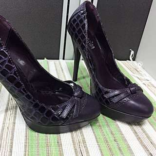 REPRICE!! Purple High Heels
