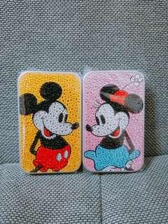 日本直送 Mickey & Minnie 閃石薄荷糖
