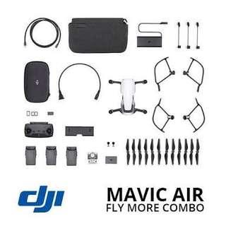 Mavic Air Combo-Krrdit dp 2jutan