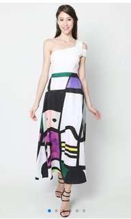 mds maxi skirt