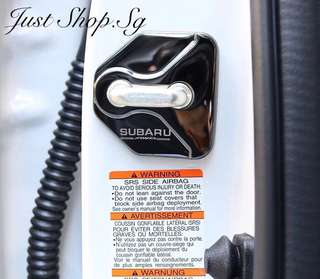 Subaru Door Catch Cover