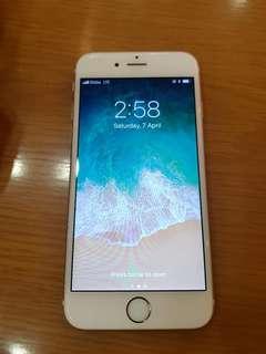 RUSH!!! NEGOTIABLE!! IPHONE 6S (16GB, GLOBE LOCKED)