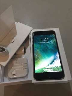 SALE! ! ! LEGIT iphone 6+ Factory unlocked OPENLINE  spacegray