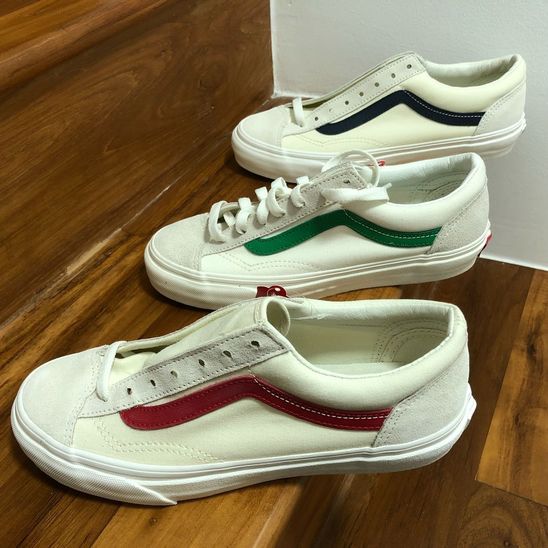 5fbe38d2fb4aed ALL SIZES GDRAGON Vans Style 36 Marshmallow