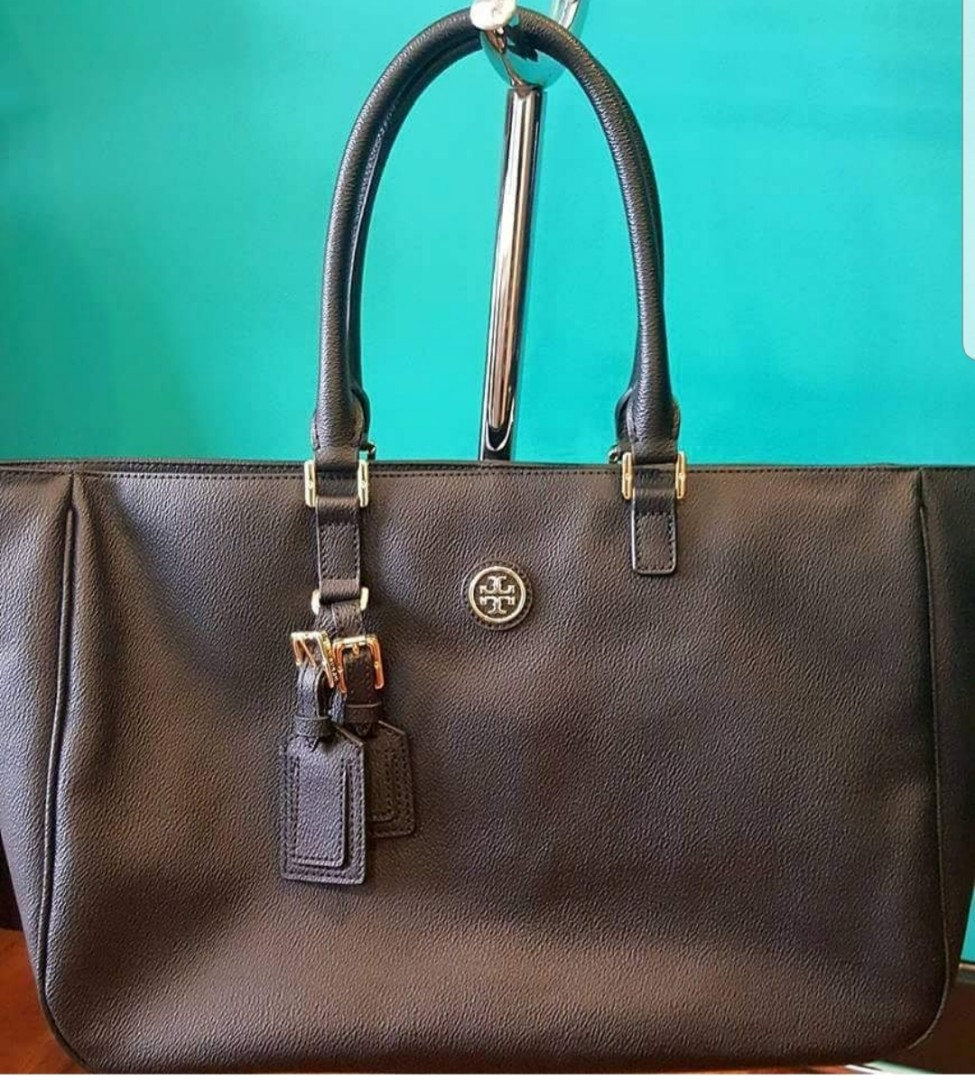 feadf96afd76 Almost New Tory Burch Roslyn Tote Bag