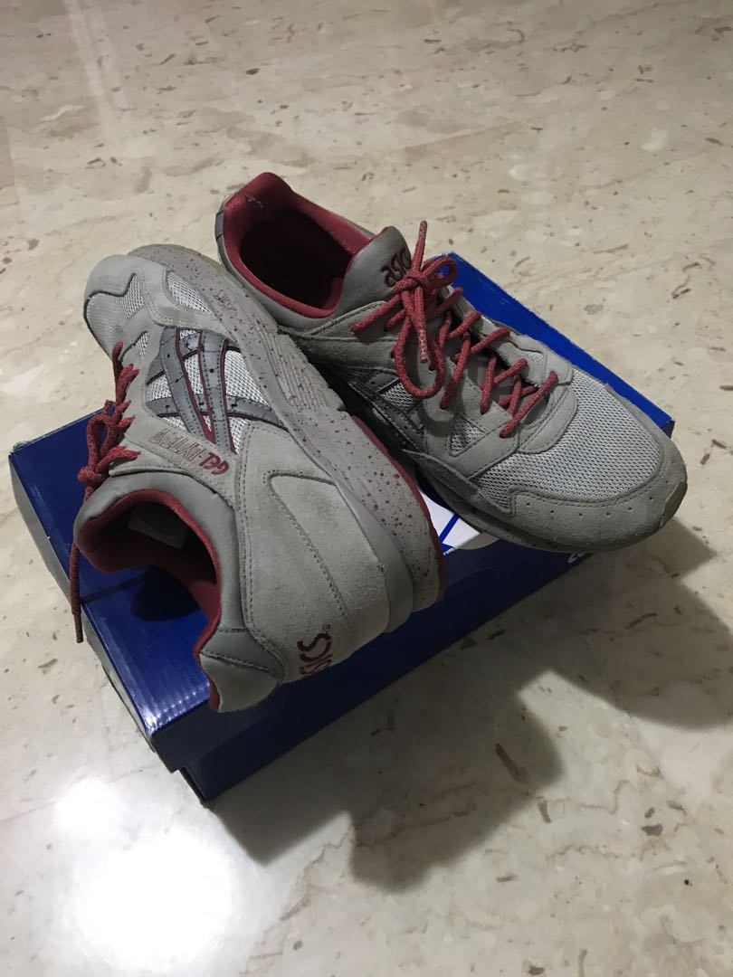 save off ec1ba f75af Asics Gel Lyte V grey size 10.5, Men's Fashion, Footwear on ...