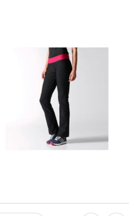 7fe9cef83ac5 Authentic Adidas Women Ultimate Climalite Training Pants
