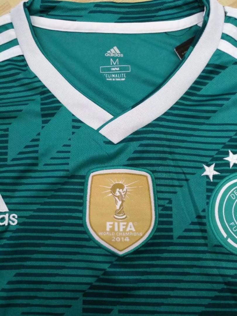 da2b49d35 BNWT Germany 2018 Away World Cup Football Jersey Shirt