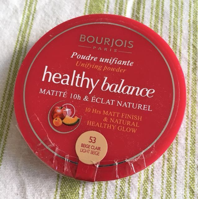 Bourjois Healthy Balance Matte Finish Powder