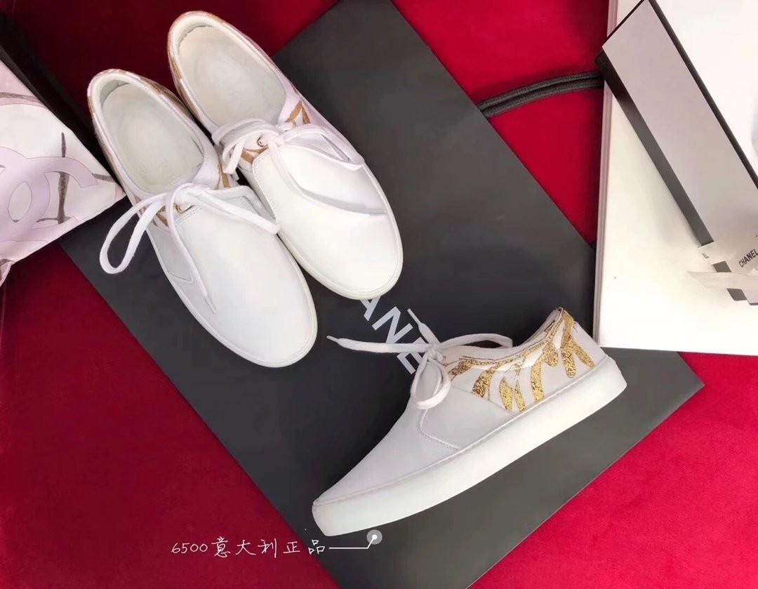 Chanel 18ss sneakers, Women's Fashion