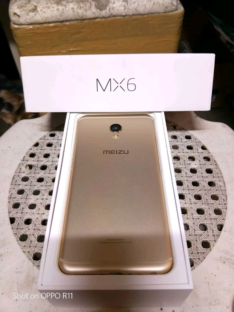 For Sale Or Swap My Meizu Mx6 Gold Mobile Phones Tablets On Carousell 32gb Ram 4gb