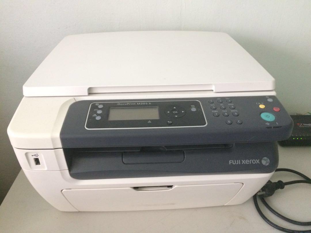 How To Scan Using Fuji Xerox Printer