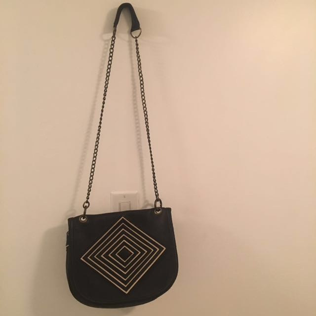 House Of Harlow Leather Bag