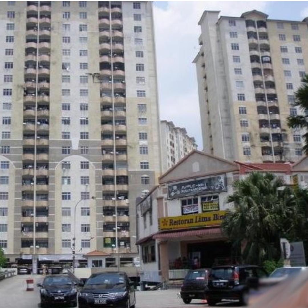 Lagoon Perdana Apartment Bandar Sunway Kinrara Puchong Property For On Carou