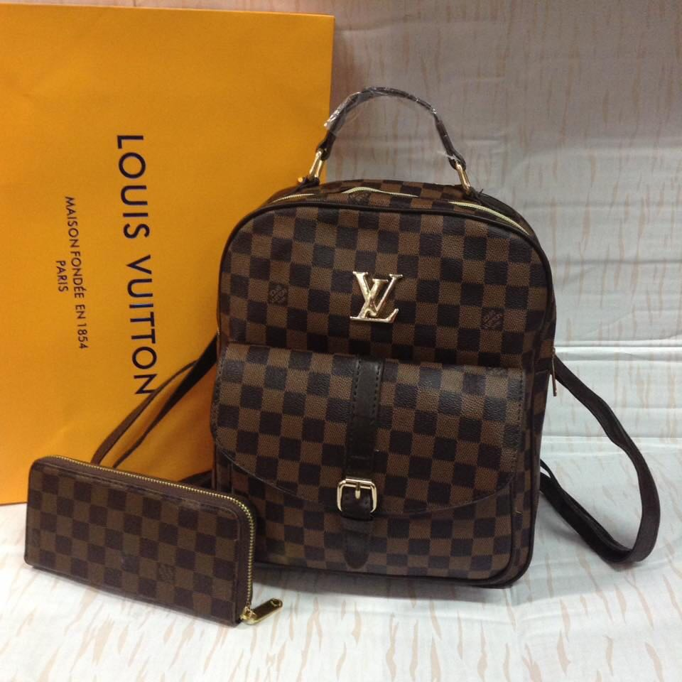 d2e87cd8bf02 Louis Vuitton Womens Mini Backpack