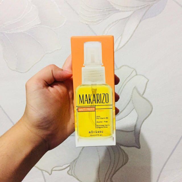 ... Anti Frizz Spray 70Ml. Source · Advisor - Perawatan Untuk Rambut Kering & Rusak - 240ml. Source ·. Source ·