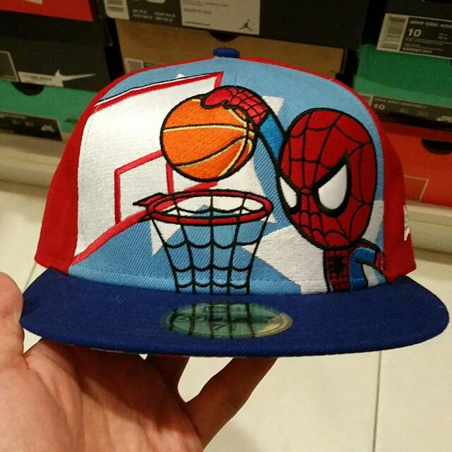 6ce305df906 NEW ERA Cap x TOKIDOKI Spider-Man - Fitted Hat  7 3 4