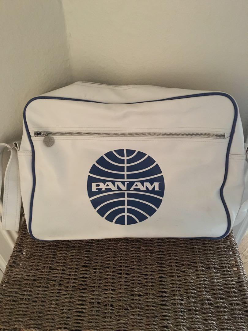 Pan Am Flight Bag