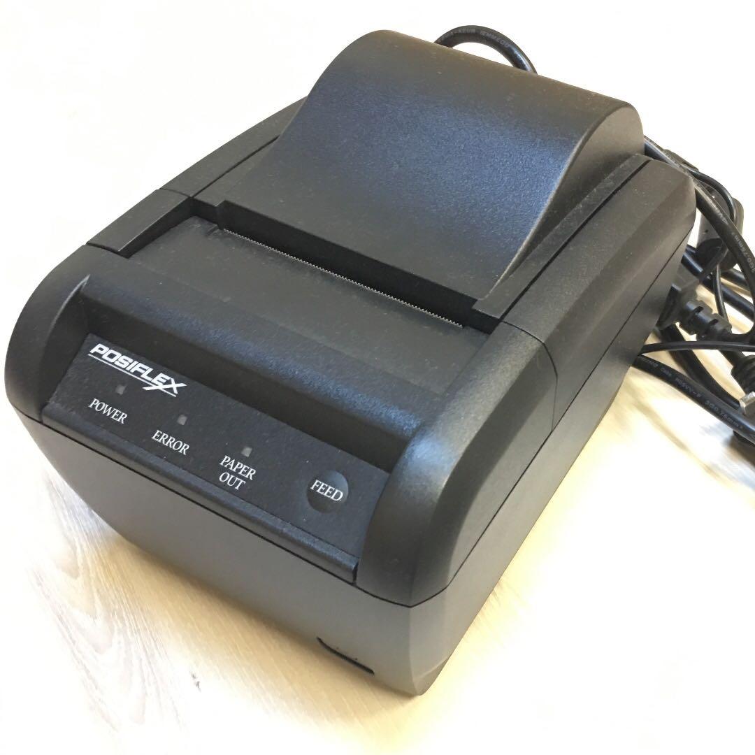 POSIFLEX Thermal Receipt Printer PP-8800, Electronics