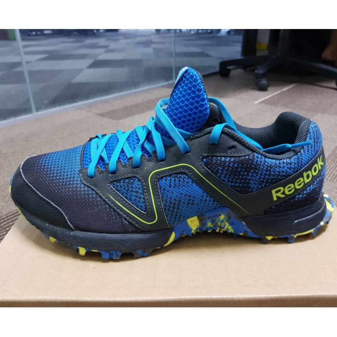Reebok Trail Running Shoe Sports Athletic Sports Clothing On