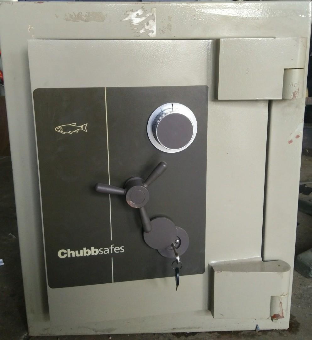 safe box chubb