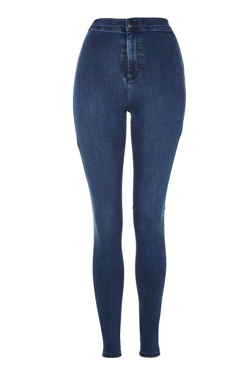 TOPSHOP Highwaist Joni Jeans