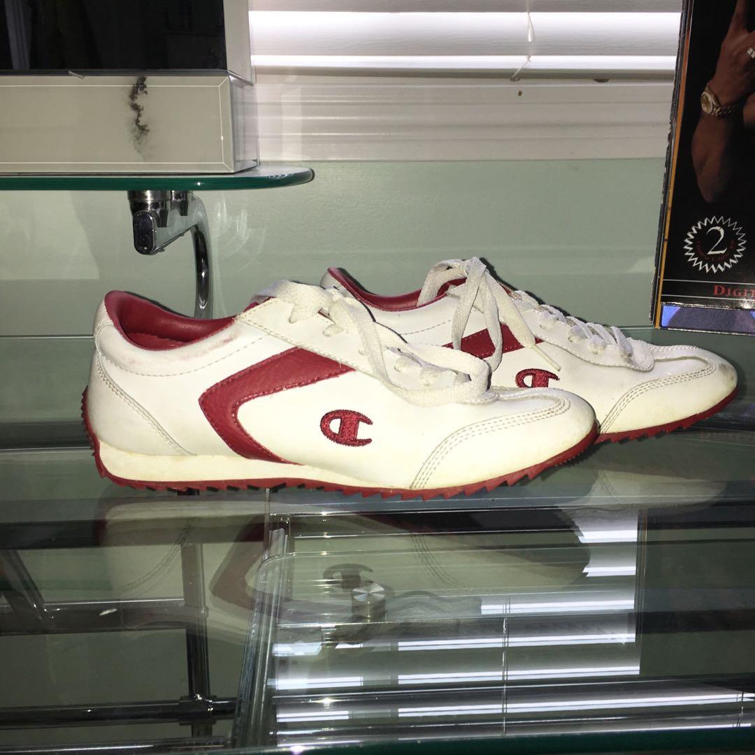 073b757e7 Vintage champion sneakers
