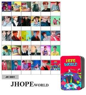 Jhope World Polaroid