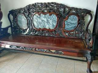 Old wood furniture quality wood