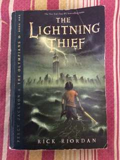 Percy Jackson Book 1: The Lightning Thief
