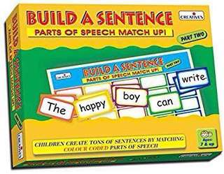 Sentence building Educational toy In stock Brand new in box