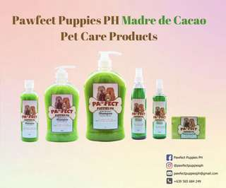 Madre de Cacao Pet Care Products
