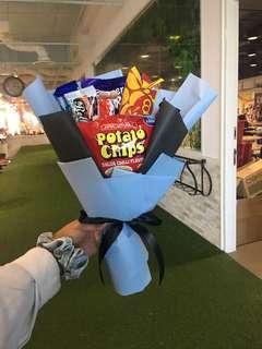Snack bouquet