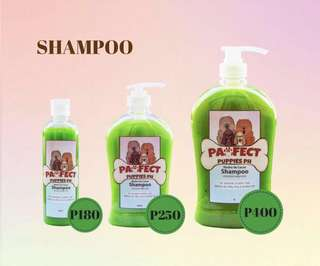 Pawfect Puppies PH Madre de Cacao Shampoo